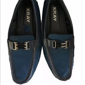 Clarks XRAY Loafer Slip On Moccasin Dress Shoes